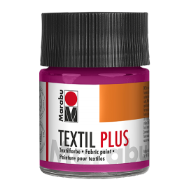 Marabu Textil plus, 50ml, himbeere