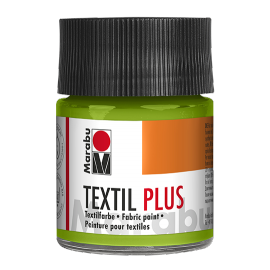 Marabu Textil plus, 50ml, reseda