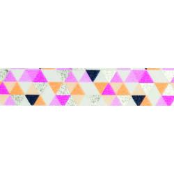 Washi-Tape, HOTFOIL SILBER Dreieck