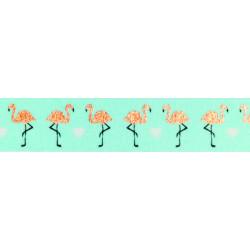 Washi-Tape, HOTFOIL ROSEGOLD Flamingos