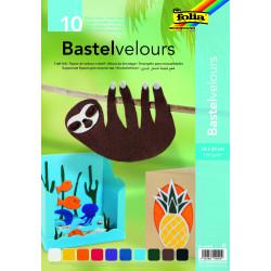 Bastelvelours, 130g/m²