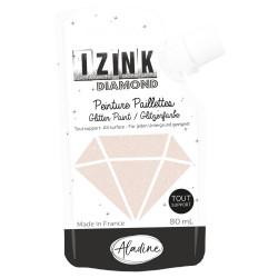 IZINK Diamond, 80ml, pastel gold