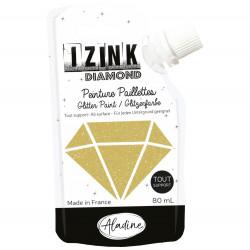IZINK Diamond, 80ml, gold