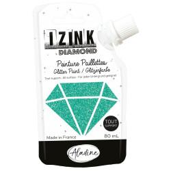 IZINK Diamond, 80ml, türkis