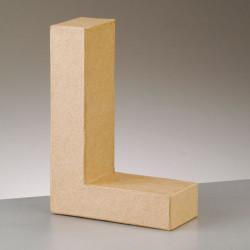 Kartonbuchstabe L, klein