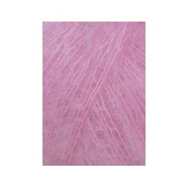 "Lang ""Mohair Luxe"", rosa"