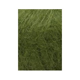 """Lang """"Mohair Luxe"""", olive"""