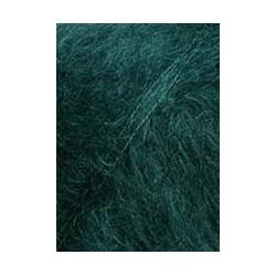 """Lang """"Mohair Luxe"""", dunkelgrün"""
