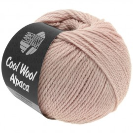 "Lana Grossa ""Cool Wool Alpaca"", rosa"