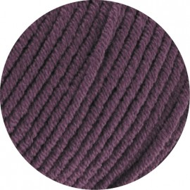 "Lana Grossa ""Cool Cotton"", aubergine"