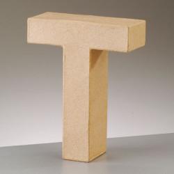 Kartonbuchstabe T, klein