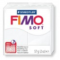 Fimo soft, weiss, 56g