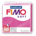 Fimo soft, himbeere, 56g