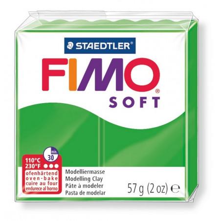Fimo soft, tropischgrün, 56g
