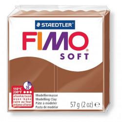 Fimo soft, caramel, 56g