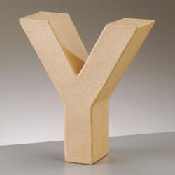 Kartonbuchstabe Y, klein
