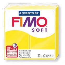Fimo soft, limone, 56g