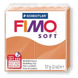 Fimo soft, cognac, 56g