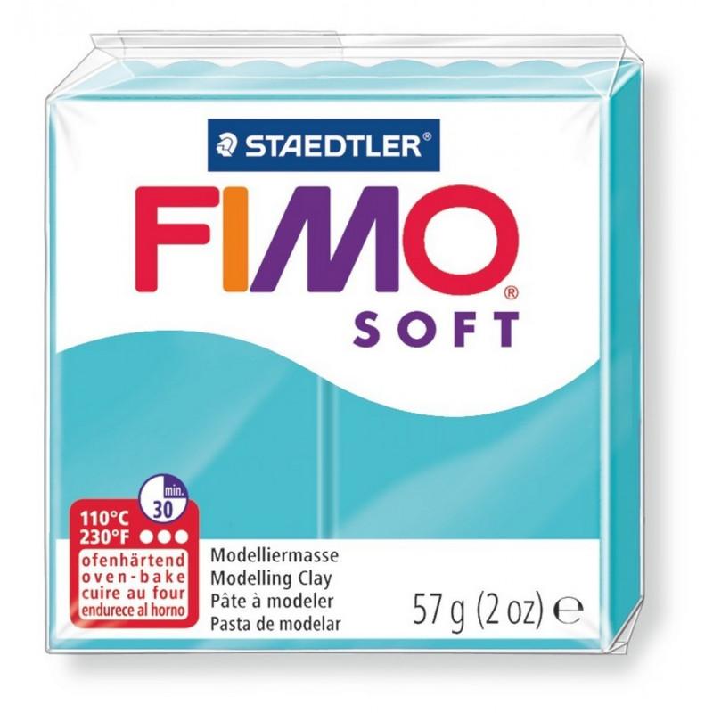 Fimo soft, pfefferminz, 56g