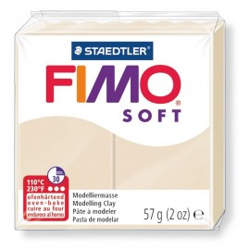 Fimo soft, sahara, 56g