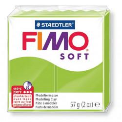 Fimo soft, apfelgrün, 56g