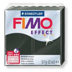 FIMO effect, perlenschwarz, 57g