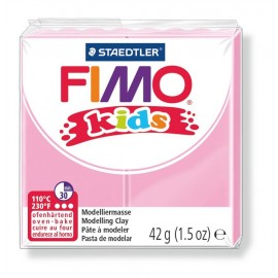 Fimo Kids, rosa, 42g