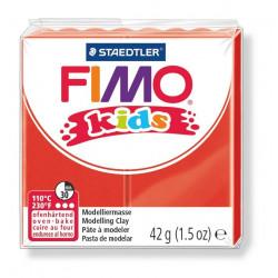 Fimo Kids, rot, 42g