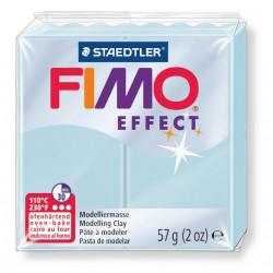 Fimo effect, Edelsteinfarben, eiskristallblau