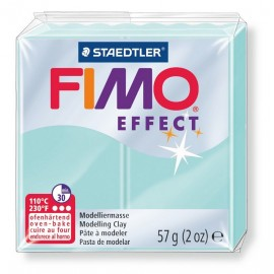 Fimo effect, Pastellfarbe, mint