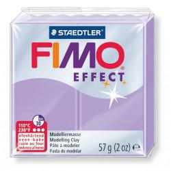 Fimo effect, Pastellfarbe, flieder