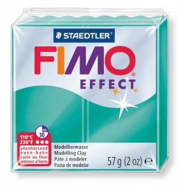 FIMO effect, transparent grün, 56g