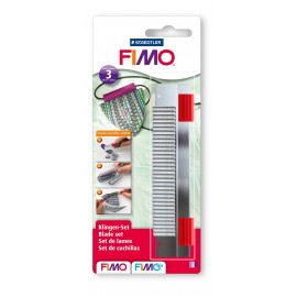 FIMO Cutter, 3-teilig