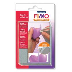 FIMO Schleif-Schwamm-Set, 3Stk.