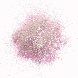 Kosmetikglitter, perlmutt, 1g