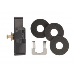 Uhrwerk Quarz, für 1-4mm dicke Zifferblätter