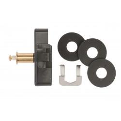 Uhrwerk Quarz, für 13-19mm dicke Zifferblätter