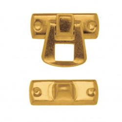 Schnallenverschluss, 16x20mm, 2Paar