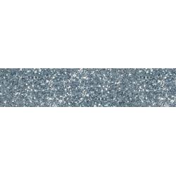Glitzer-Tape, 5mx15mm, silber