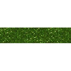 Glitzer-Tape, 5mx15mm, grün