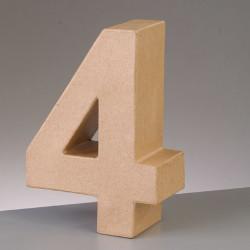 Kartonzahl 4