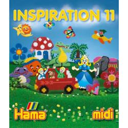 Bügelperlen Anleitung, Inspiration 11