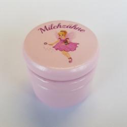 Milchzahndose, Fee, rosa