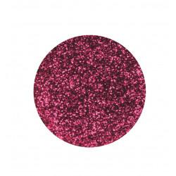 Brillant Glitter, fein, 10g, burgund