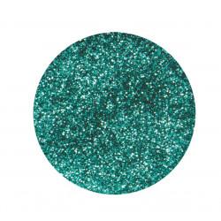 Brillant Glitter, fein, 10g, türkis