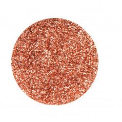 Brillant Glitter, fein, 10g, hellkupfer