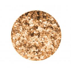 Brillant Glitter, holo, 9g, gold