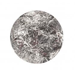 Brillant Glitter, Stäbchen, 4.5g, silber