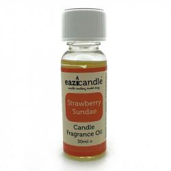 Eazi-Candle, Wachsduft Erdbeer, 30ml