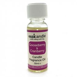 Eazi-Candle, Wachsduft Stachelbeere - Cranberry, 30ml